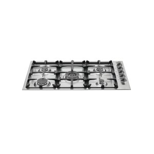 Bertazzoni36 Drop-In Low Profile 5 Burners Stainless