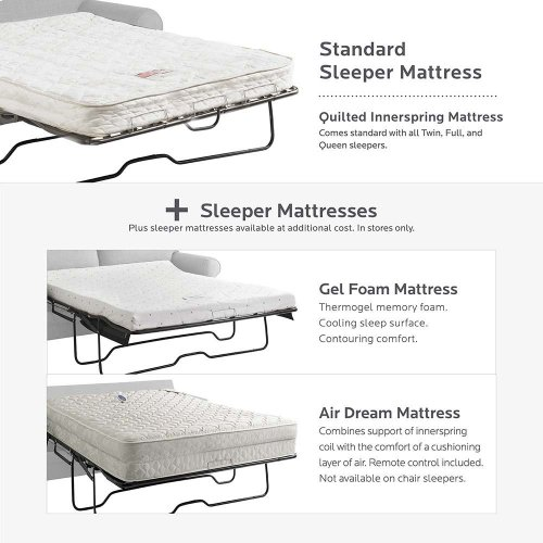American Casual Ladson Queen Sleeper