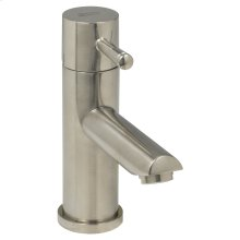 Serin 1-Handle Monoblock Bathroom Faucet - Brushed Nickel