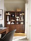Home Office Wendover Open Pier Hutch L/R