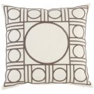 "Luxe Pillows Geo Fretwork (23"" x 23"") Product Image"