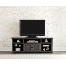 70 Inch Console - Storm Finish