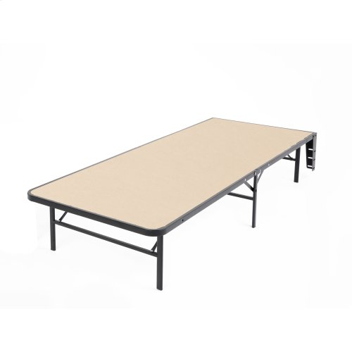 Atlas Bed Base Support System w/ MDF Wood Deck, Full