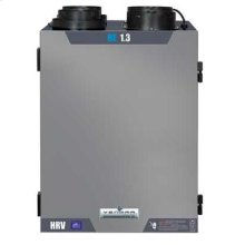 The most powerful and efficient heat recovery performance