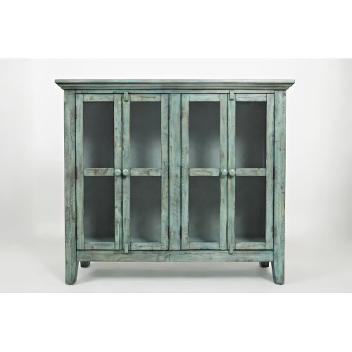 "Rustic Shores Surfside 48"" Accent Cabinet"