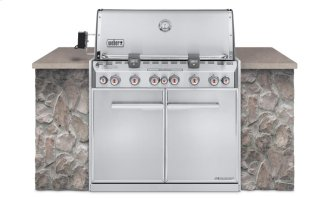 SUMMIT(R) S-660(TM) NATURAL GAS GRILL - STAINLESS STEEL