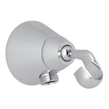 Polished Chrome Handshower Outlet And Handshower Holder