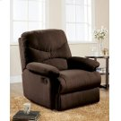 CHOCOLATE MFB RECLINER Product Image