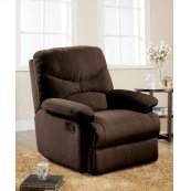 CHOCOLATE MFB RECLINER