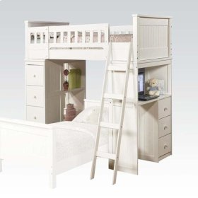 KIT - WHITE TWIN BED