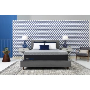 "SealyHybrid - Essentials Collection - 12"" Hybrid - Mattress In A Box - Cal King"