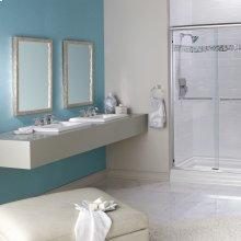 Town Square Countertop Drop in Bathroom Sink  American Standard - White
