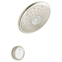 Spectra eTouch 4-Function Shower Head - 1.8 GPM  American Standard - Brushed Nickel