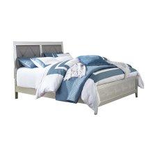 Queen Olivet UPH Panel Bed
