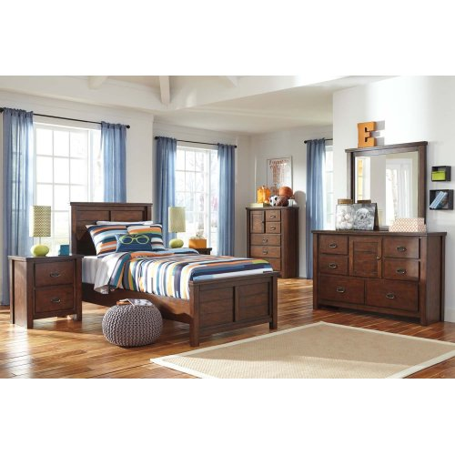 Ashley 4-Piece Full Panel Bedroom Set