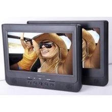 "10.1"" Dual Screen Portable DVD Player"