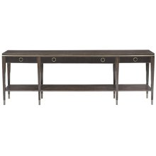 Clarendon Console Table in Arabica (377)