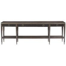 Clarendon Console Table in Arabica (377)