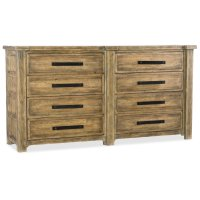 Bedroom Roslyn County Eight-Drawer Dresser Product Image