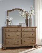 Trishley - Light Brown 2 Piece Bedroom Set Product Image