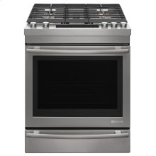 "Euro-Style 30"" Dual -Fuel Range Stainless Steel"