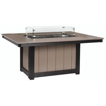 Donoma Rectangular Fire Pit
