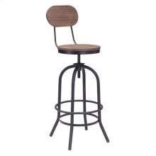 Twin Peaks Bar Chair Distressed Natural