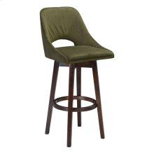 Ashmore Bar Chair Emerald Green