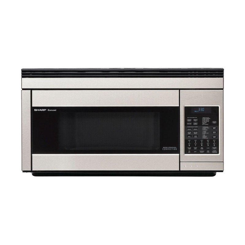 R1874 Sharp Appliances 1 1 Cu Ft 850w Sharp Stainless