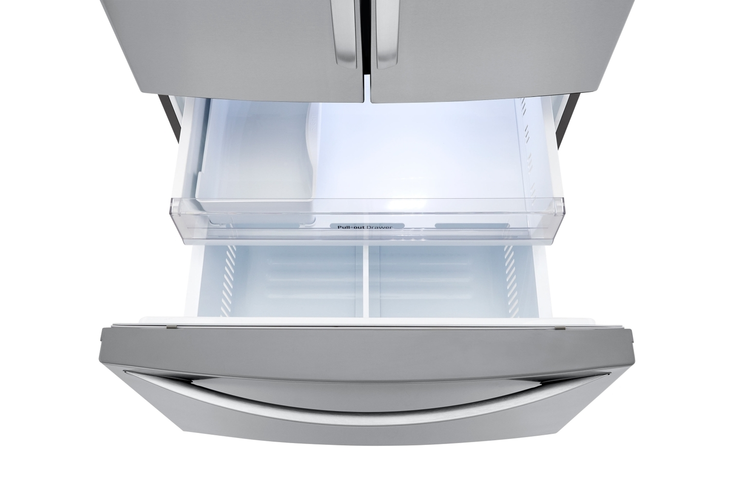LFCC22426S LG Appliances 23 cu  ft  French Door Counter