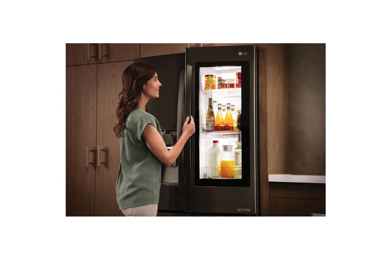 LFXS30796D LG Appliances 30 cu  ft  Smart wi-fi Enabled