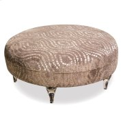 Harlow Cocktail Ottoman Product Image