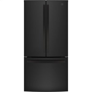 GEGE® ENERGY STAR® 18.6 Cu. Ft. Counter-Depth French-Door Refrigerator