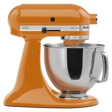 Artisan® Series 5 Quart Tilt-Head Stand Mixer Tangerine