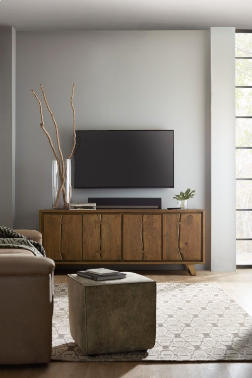 Home Entertainment Transcend Entertainment Console 78in