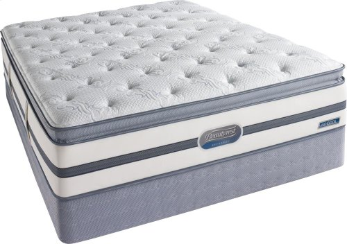 Beautyrest - Recharge - Mapes - Luxury Firm - Pillow Top - Full XL