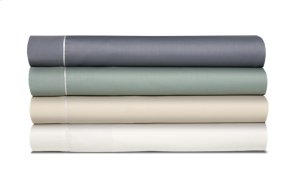 Combed Cotton 260 Thread Count Sheet Set - Twin