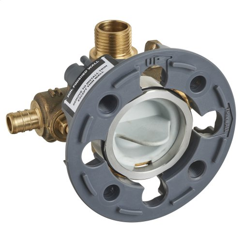 Flash Shower Rough-in Valve with PEX Inlets/Universal Outlets with Screwdriver Stops for Crimp Ring System  American Standard -