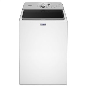 Top Load Washer with the Deep Fill Option and PowerWash® Cycle - 4.7 cu. ft. - WHITE