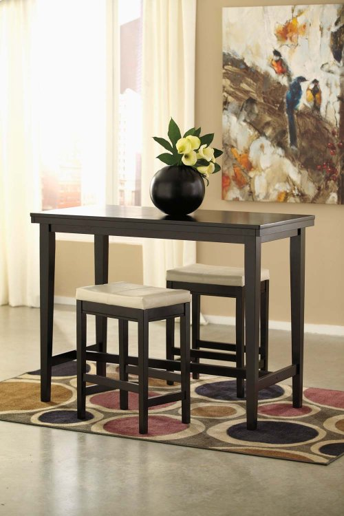 Kimonte - Multi Set Of 2 Dining Room Barstools