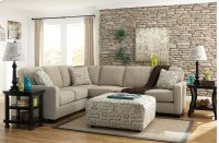 Alenya 3-Piece LAF Sofa Sectional w/ RAF Loveseat (Quartz) Product Image