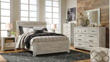 Bellaby - Whitewash Bedroom Set