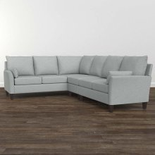 Essentials Lindsey Small L-Shaped Sectional