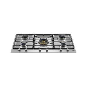 Bertazzoni36 Segmented cooktop 5-burner Stainless