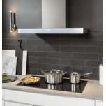 """GE Profile 36"""" Built-In Touch Control Induction Cooktop"""