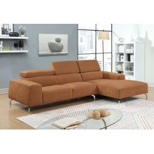 Lincoln Mocha Sectional