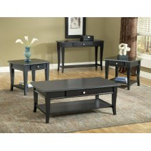 Broadway Black Tables