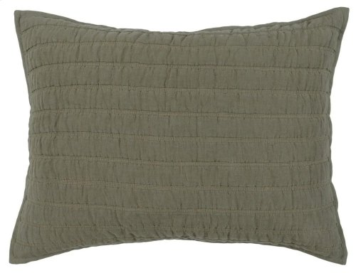 Heirloom Quilt Vine Standard Sham 20x26