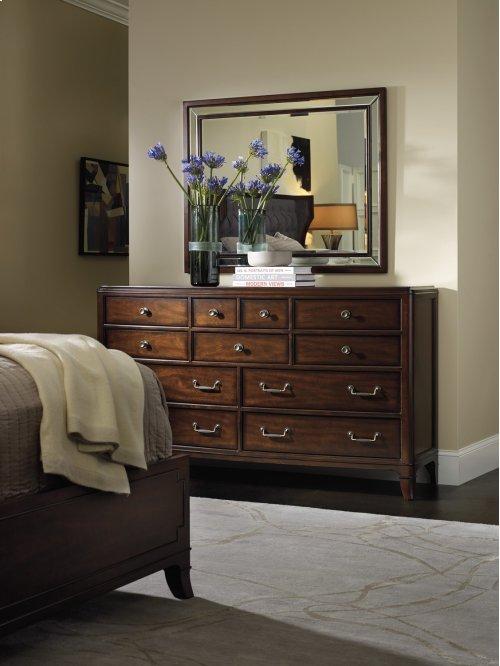 Bedroom Palisade Landscape Mirror