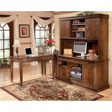 Hamlyn - Medium Brown 4 Piece Home Office Set